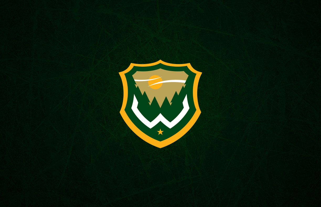Unofficial Athletic Minnesota Wild Rebrand