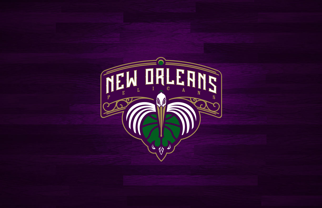 Unofficial Athletic New Orleans Pelicans Rebrand